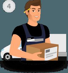jasa import barang door to door